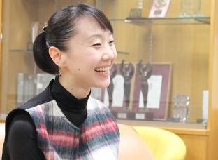 新国立劇場バレエ団ファースト・ソリスト 米沢 唯さん