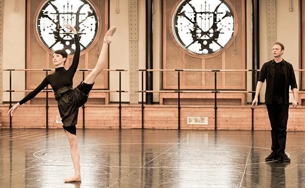 パリ・オペラ座バレエ エトワール イザベル・シアラヴォラさん