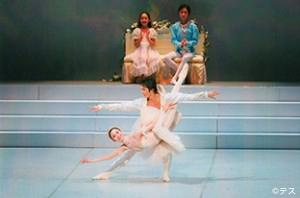 日本バレエ協会の「くるみ割り人形」での一幕