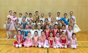 RIO Ballet School教室写真