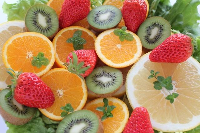 ビタミンCが摂れる食材・食品
