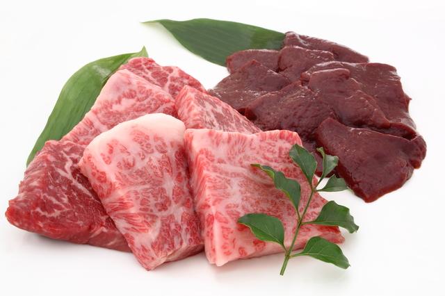 鉄分が摂れる食品・食材
