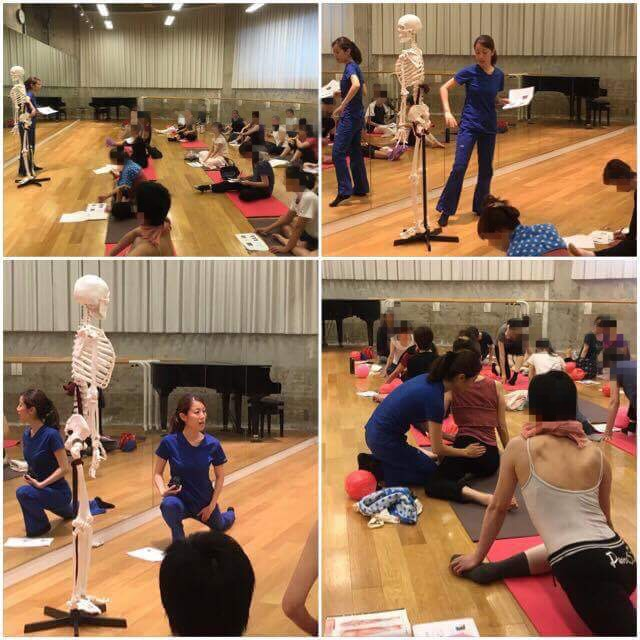 現役医師による「バレエダンサーのための解剖学・コンディショニング講座2