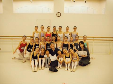 YARITA YU BALLET STUDIO11