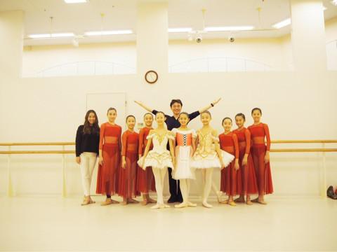 YARITA YU BALLET STUDIO12