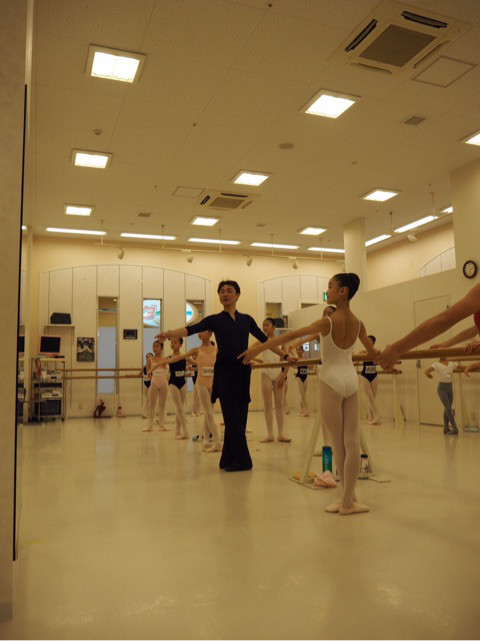 YARITA YU BALLET STUDIO2