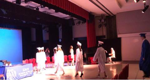 KAB卒業式 2