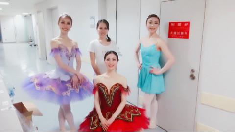 小林早紀バレエ教室 発表会 3