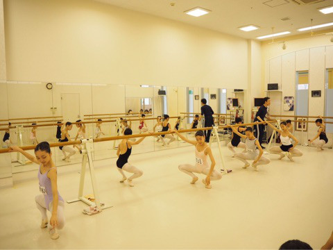 YARITA YU BALLET STUDIO 6