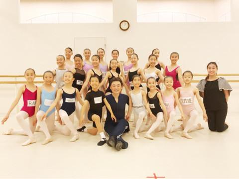 YARITA YU BALLET STUDIO10
