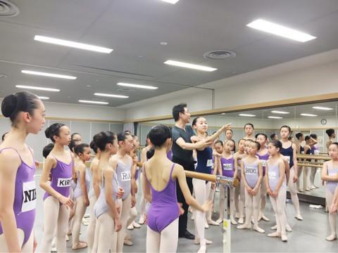 シンフォニーバレエスタジオ 6