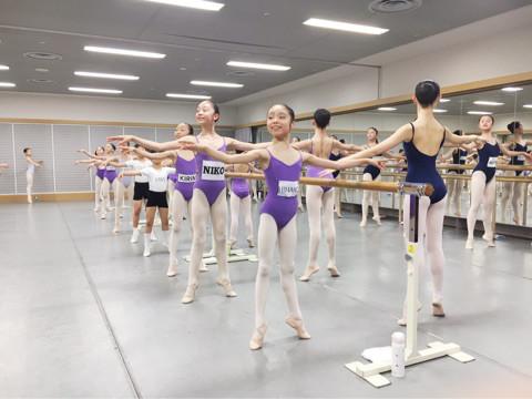 シンフォニーバレエスタジオ8
