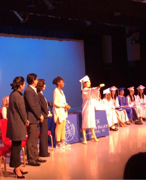 KAB卒業式 4