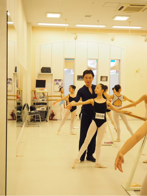 YARITA YU BALLET STUDIO 1