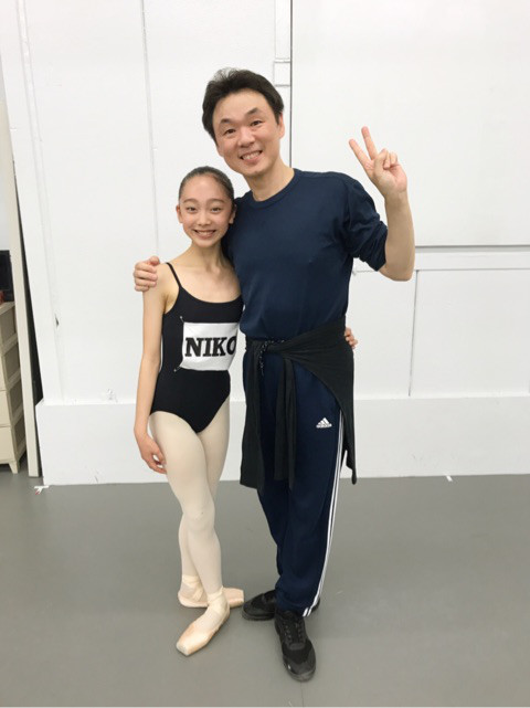 シンフォニーバレエスタジオ 4