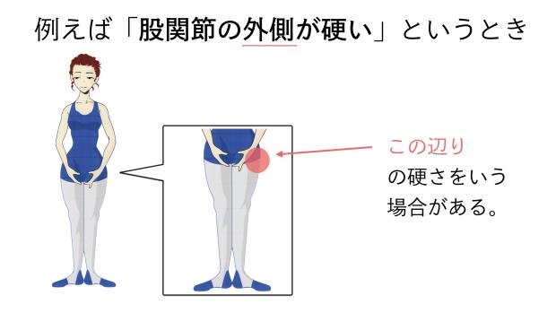 バレエで股関節が硬い意外な理由 1